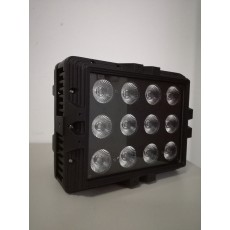 Art System 12 leds de 20w rgbw /ip65 / wireless / com bateria