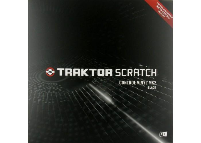Native Instruments Traktor Scratch Vinyl S MKII