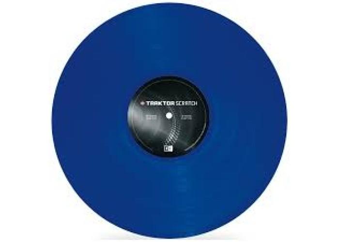 Native Instruments Control Vinyl- Blue (1 unidade)