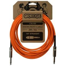 Orange Cable Orange 6 m (straight/straight)