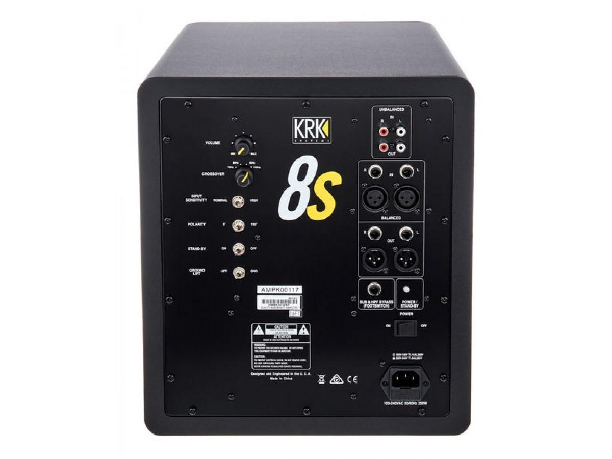 KRK 8S2.