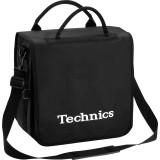 Technics BackBag black/logo white