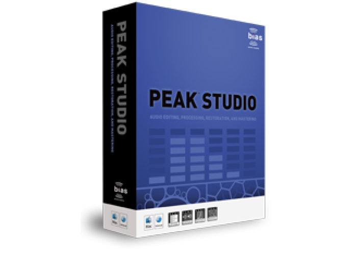 Bias Peak Studio (2011)