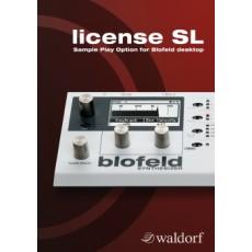 Waldorf BLOFELD LICENSE SL SAMPLE UPG