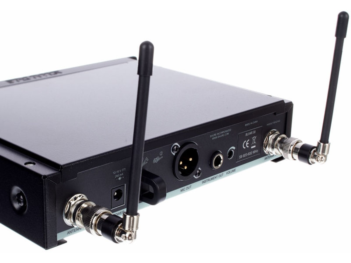 Shure blx14re/mx53 - UHF Wireless System