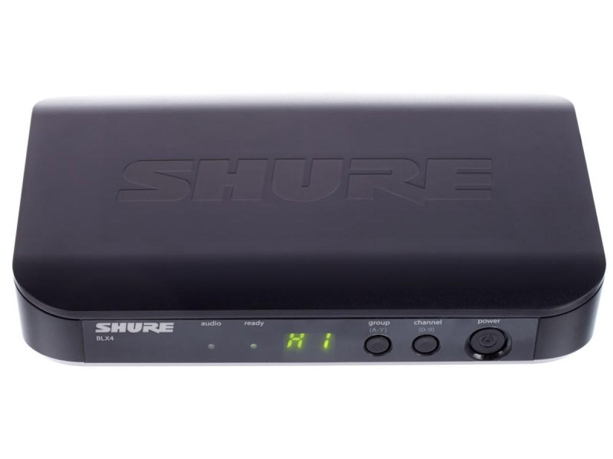 Shure BLX24/PG58