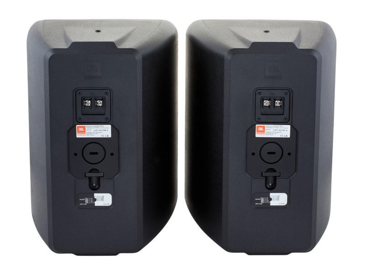 JBL Control 28-1 - 175 W Continuous Program Power (PAR)