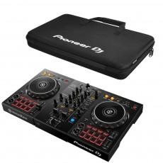 Pioneer DJ DDJ-400 +DJC-B/WEGO3