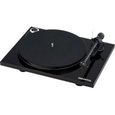 Pro-Ject Essential III Black piano