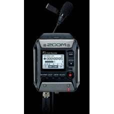 Zoom F1-LP - Field Recorder and Shotgun Microphone