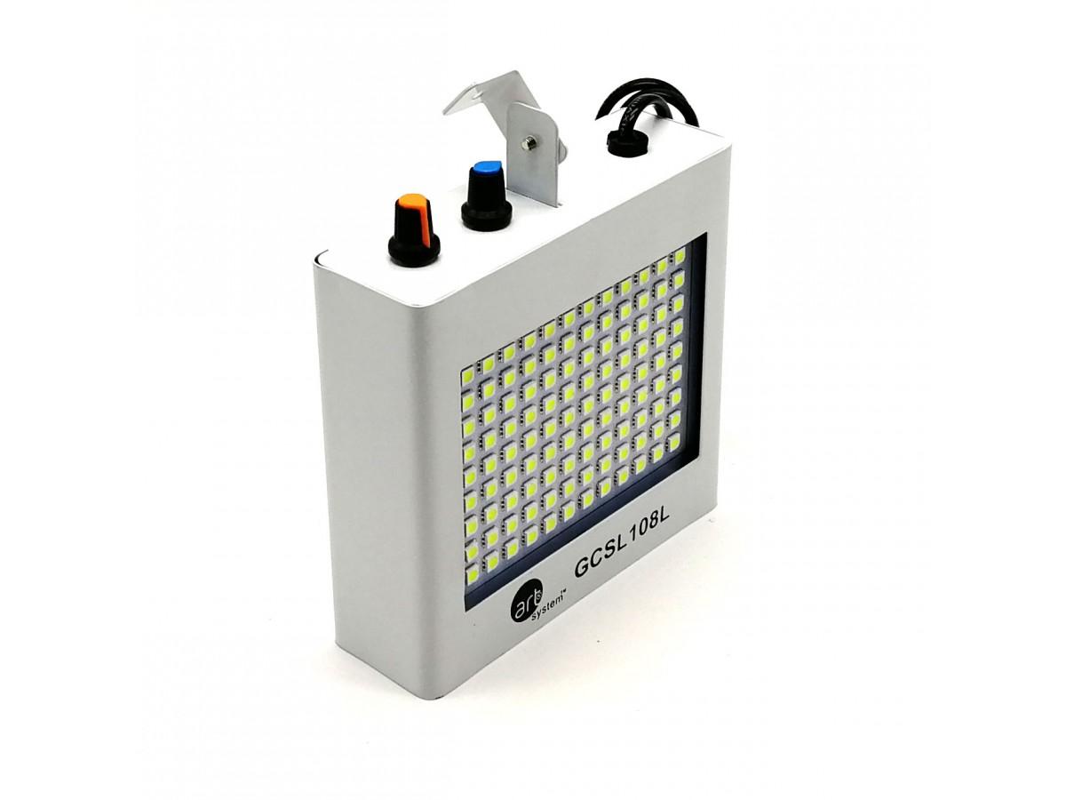 Art System Strobe led - 108 leds white