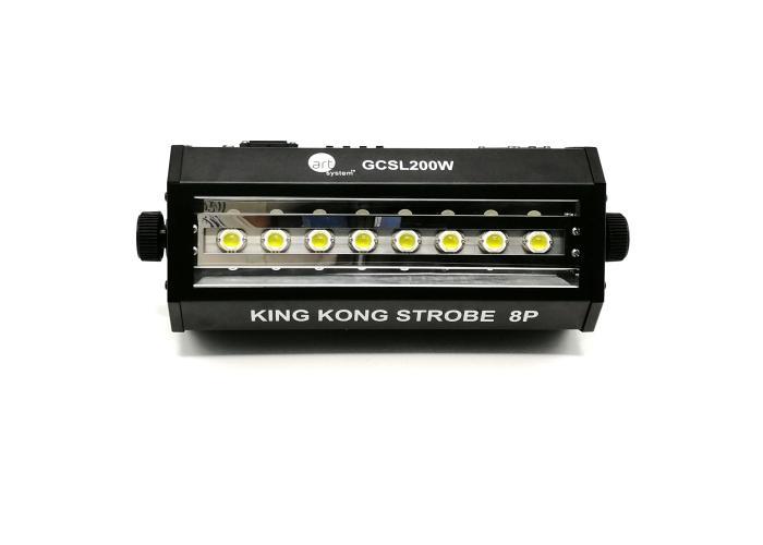 Art System Strobe led - 200w