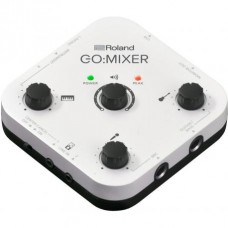 Roland Go:mixer - Audio Mixer/ Interface for Smartphones and Computers