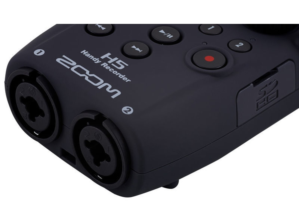 Zoom H5 + APH-5