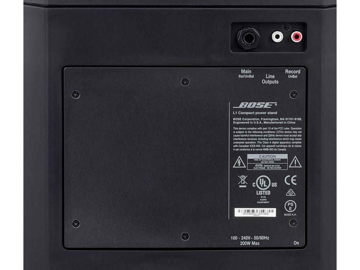 Bose L1 COMPACT