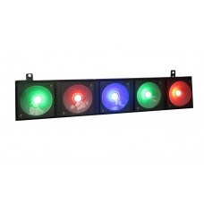 Art System Led Matrix 5x30w  - 5 led de 30w rgb