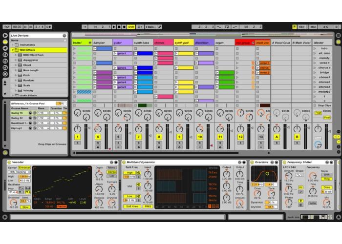 Ableton Live 8 educacional( Ex-Demo)