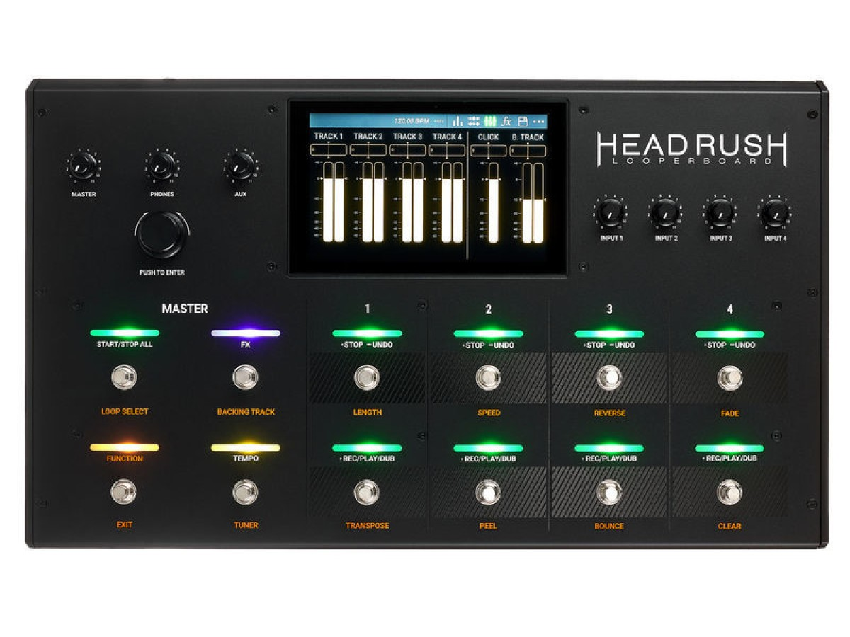 Headrush Looperboard