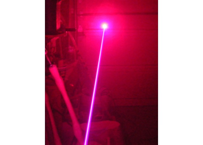 Art System DT-10T Pink - 1 controlador + 10 lasers - rosa