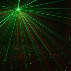 Art System 10 rg - mini fireworks green 20mw red 80mw