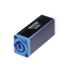 Neutrik powerCON IN / powerCON OUT coupler for linking cables