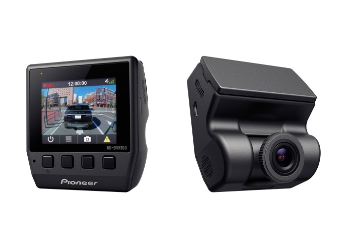 Pioneer Car ND-DVR100