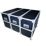 Art System flightcase ecran