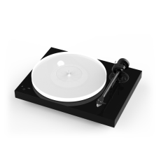 Pro-Ject X1- Black - com cabeça pick it S2 MM