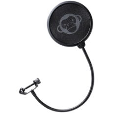 Monkey Banana Pop Filter
