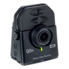 Zoom Q2n-4K  - GRAVADOR AUDIO E VIDEO
