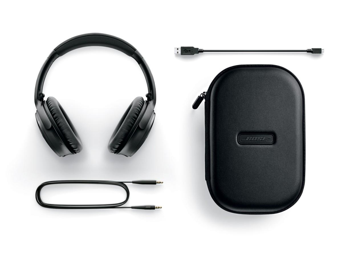 Bose Quiet comfort - Acoustic Noise Cancelling 35 II preto
