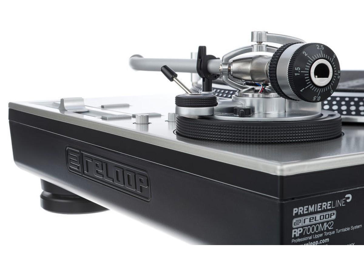 Reloop RP 7000 MK2 Silver