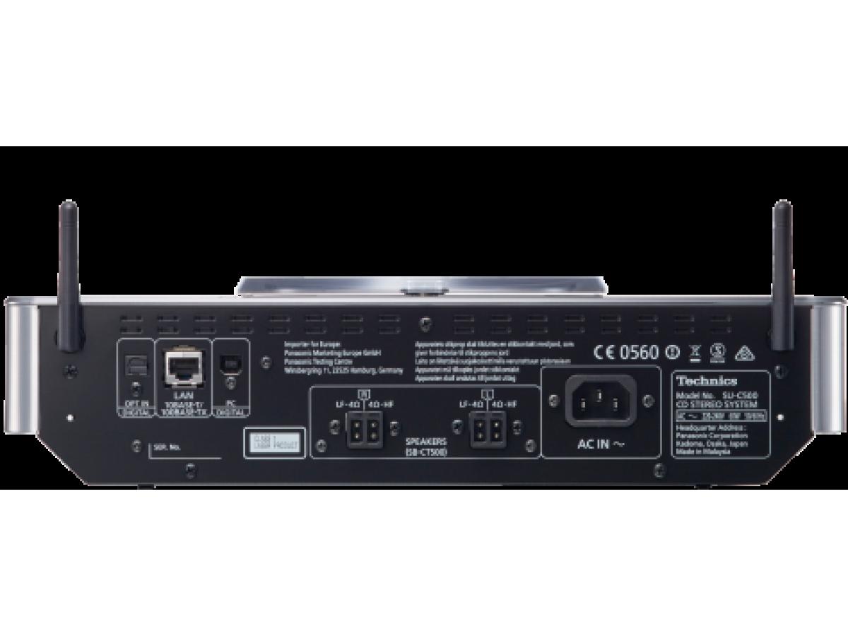 Technics SC-C500EG-S