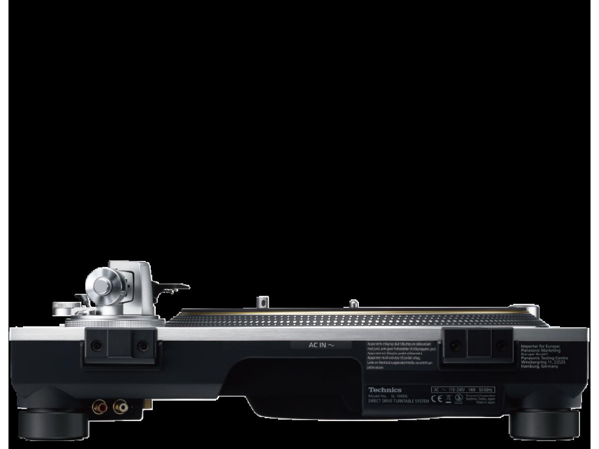 Technics SL-1200GEG-S