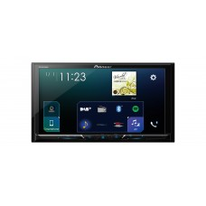 Pioneer SPH-DA230DAB - Apple Carplay, Android Auto, Waze, spotify