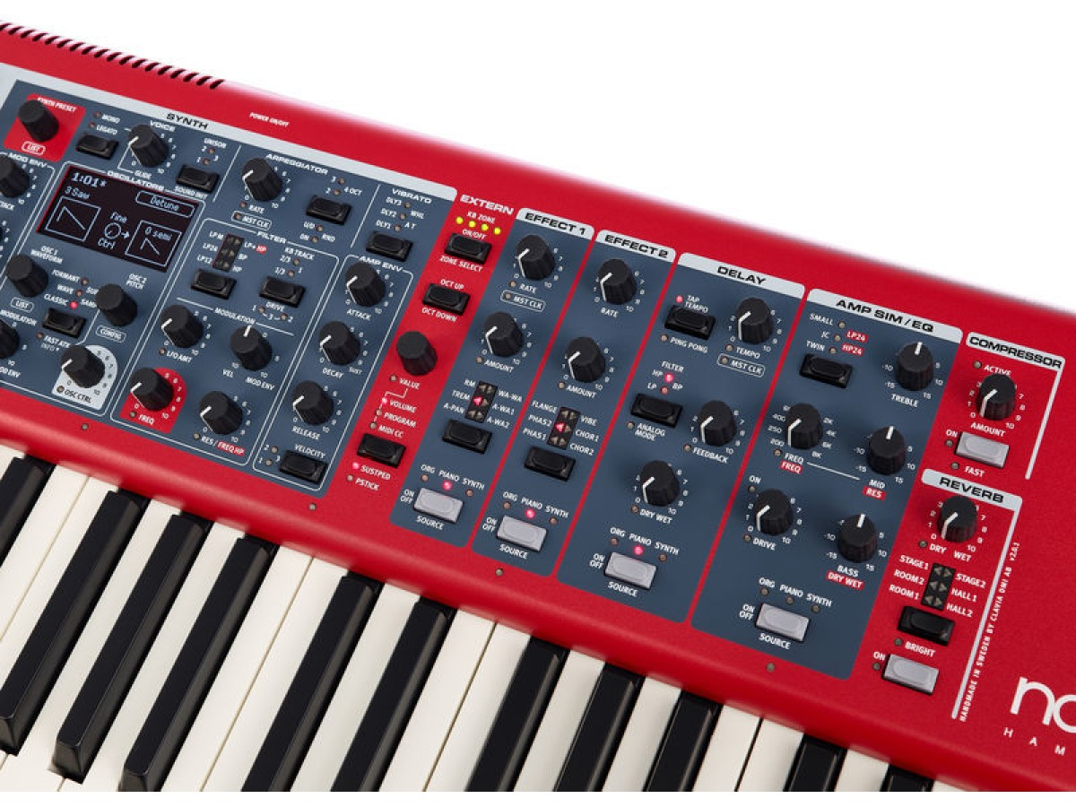 Clavia Nord Stage 3 88