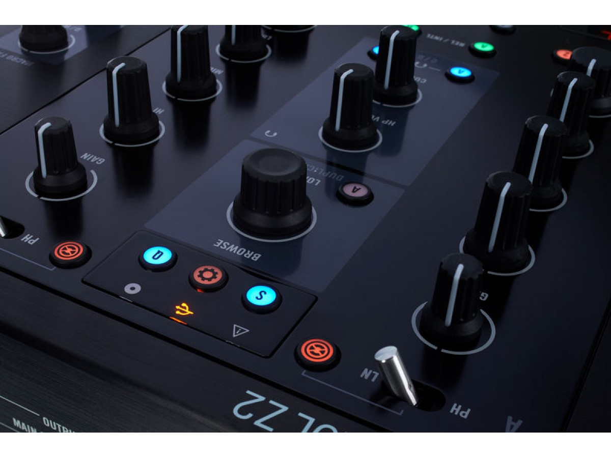 Native Instruments Traktor Kontrol Z2