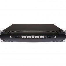 Powersoft audio X8DANTE -8 ohm-1600WX8/4ohm-3000WX8/2ohm-5200WX8