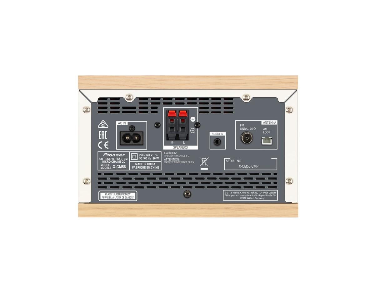 Pioneer Hifi X-CM56-B