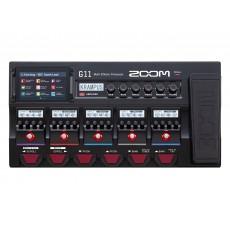 Zoom G 11 Guitar Multi Effect