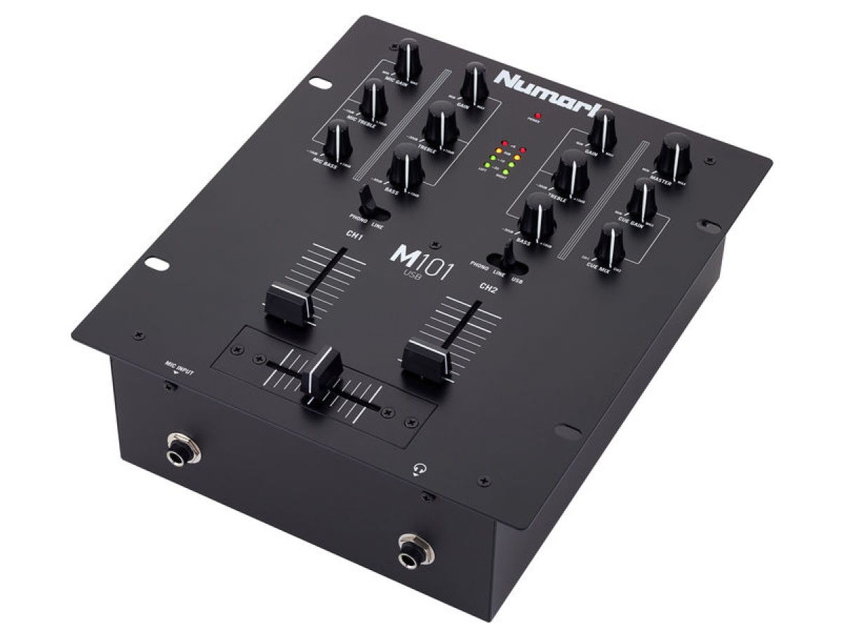 Numark M101 USB Black