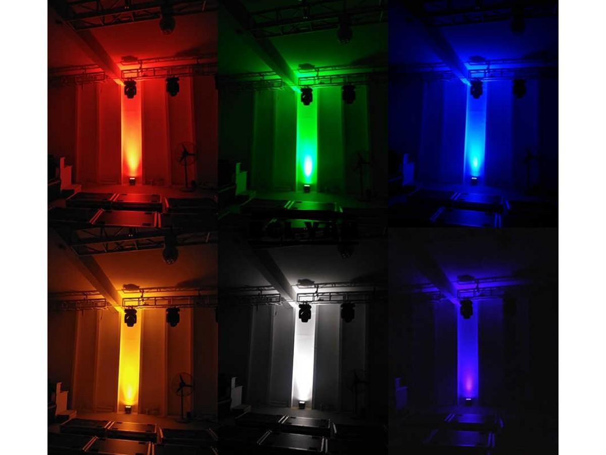Art System City Colour Bateria 20W12