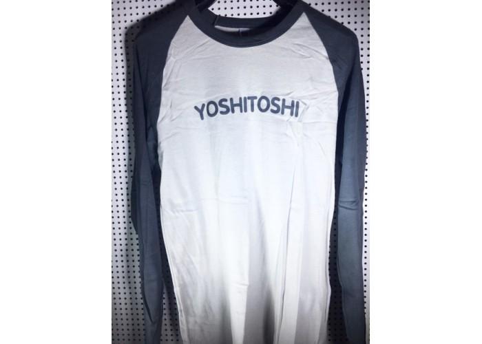 Yoshitoshi ragland men s gray - L