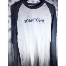 Yoshitoshi agland men s gray - M