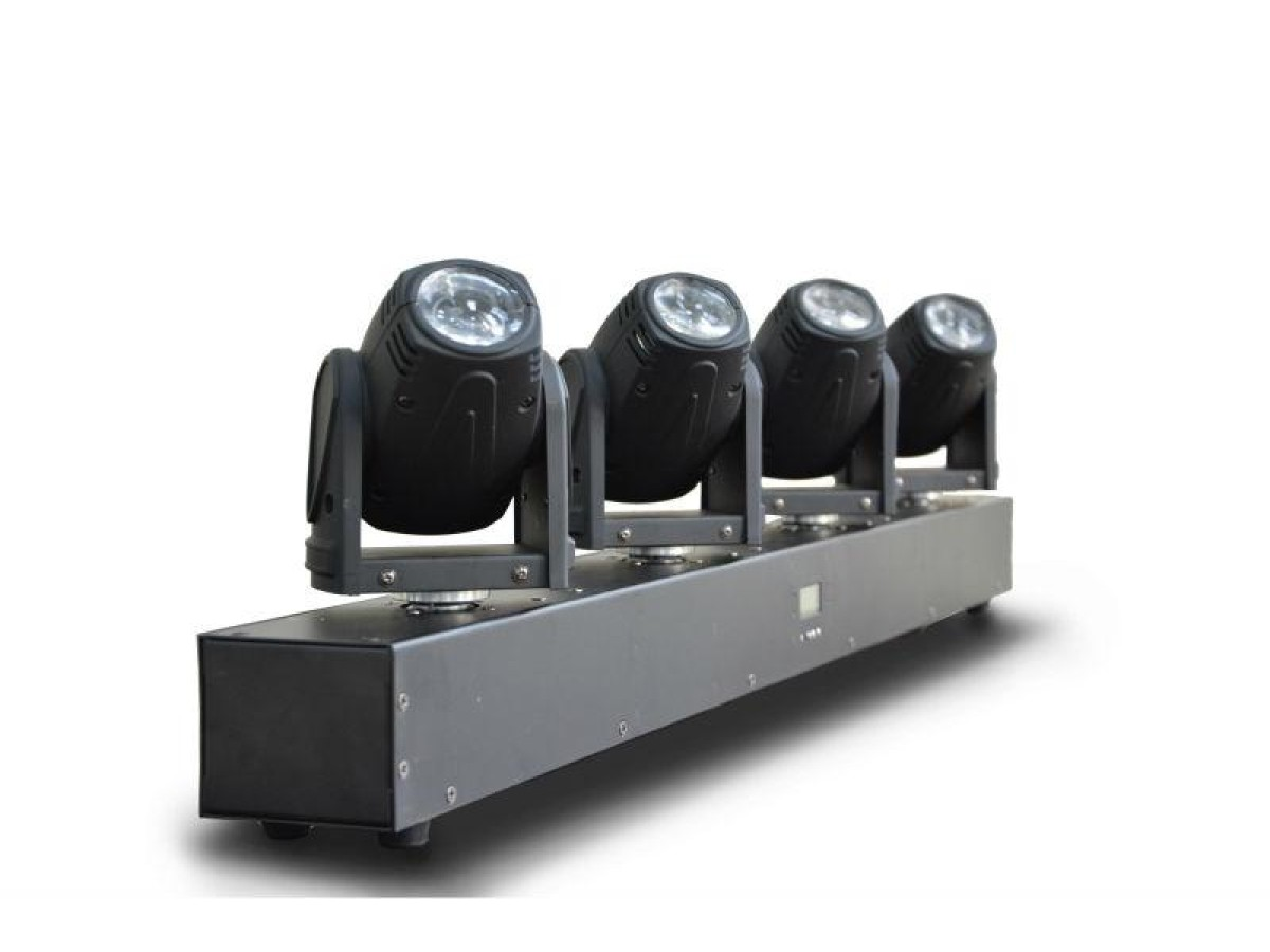 Art System 4 heads  led moving head