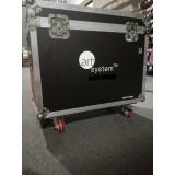 Art System Flightcase Beam 9R x 2