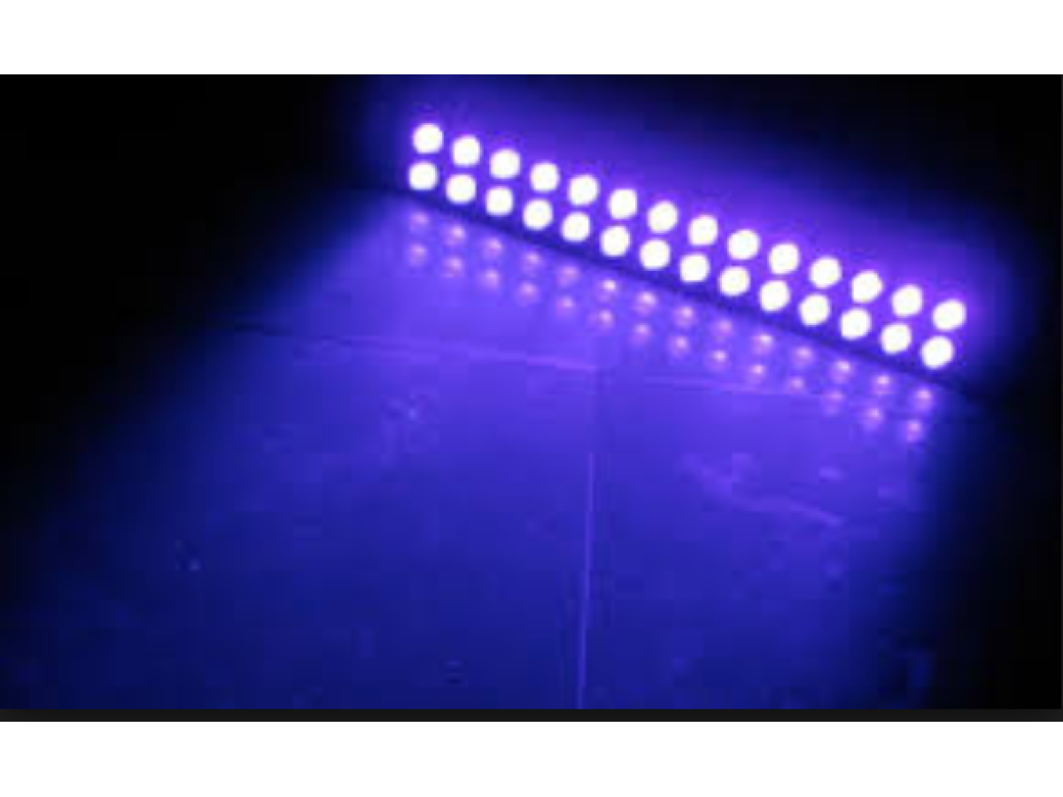 Art System led uv 3w /  28 leds