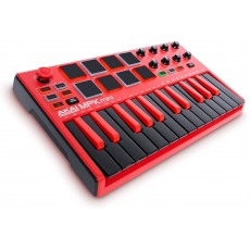 Akai MPK mini MK2 Red Limited Edition