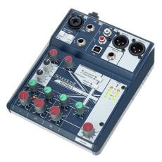 Soundcraft Notepad-5.