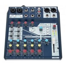 soundcraft mesa de som